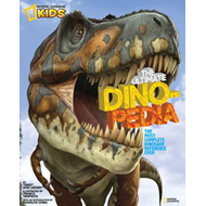 National Geographic Kids Ultimate Dinopedia (BOK)