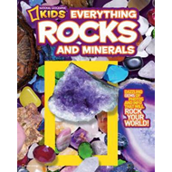 Everything Rocks and Minerals (BOK)