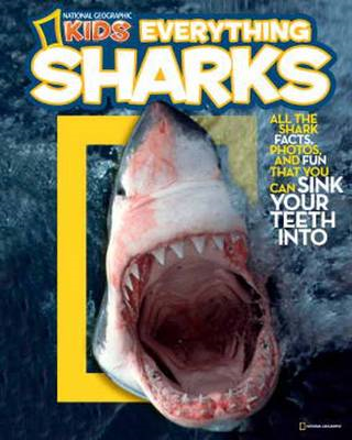 National Geographic Kids Everything Sharks (BOK)