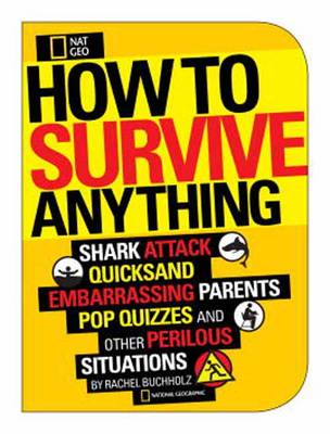How to Survive Anything (BOK)