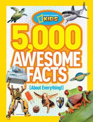 5,000 Awesome Facts (About Everything!) (BOK)