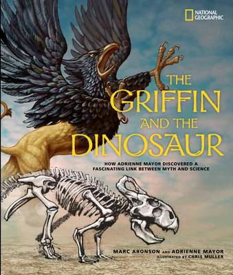 Griffin and the Dinosaur (BOK)