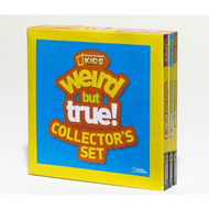 Weird But True Collector's Set: 1,000+ Outrageous Facts and Eye-Popping Photos (BOK)