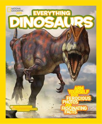 Everything Dinosaurs (BOK)