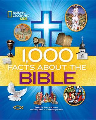 1,000 Facts About the Bible (BOK)
