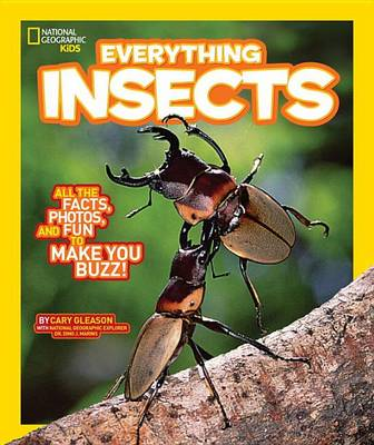 National Geographic Kids Everything Insects (BOK)