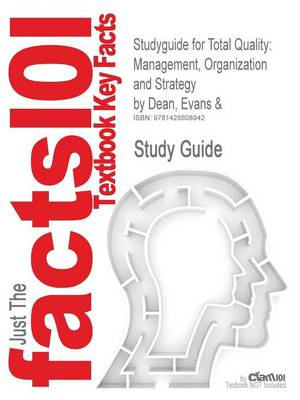 Studyguide for Total Quality (BOK)