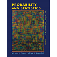Probability and Statistics: The Science of Uncertainty (BOK)