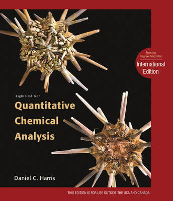 Quantitative Chemical Analysis (BOK)