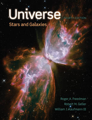 Universe: Stars and Galaxies (BOK)