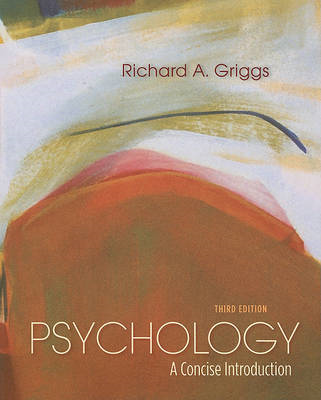 Psychology: A Concise Introduction (BOK)