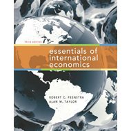 Essentials of International Economics (BOK)