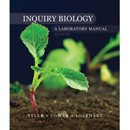 Inquiry Biology: A Laboratory Manual: Volume 1 (BOK)