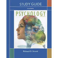 Study Guide for Myers Psychology (BOK)