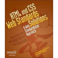 HTML and CSS Web Standards Solutions: Aweb Standardistas Approach (BOK)