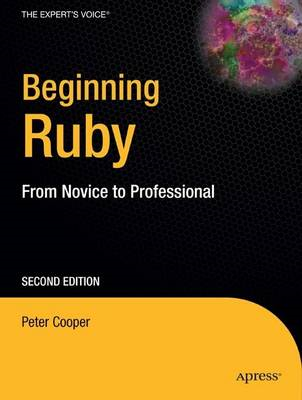 Beginning Ruby: From Novice to Professional (BOK)
