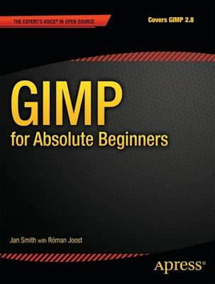GIMP for Absolute Beginners (BOK)