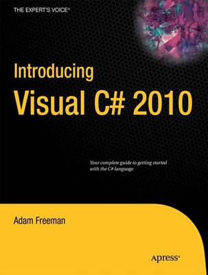 Introducing Visual C# 2010 (BOK)