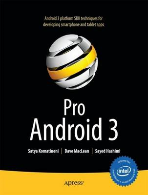 Pro Android 3 (BOK)