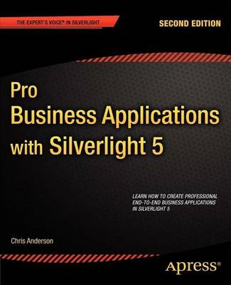 Pro Business Applications with Silverlight 5 (BOK)