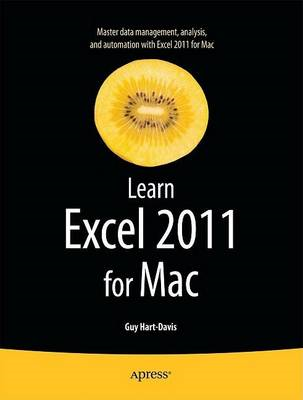 Learn Excel 2011 for Mac (BOK)