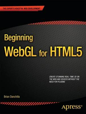 Beginning WebGL for HTML5 (BOK)