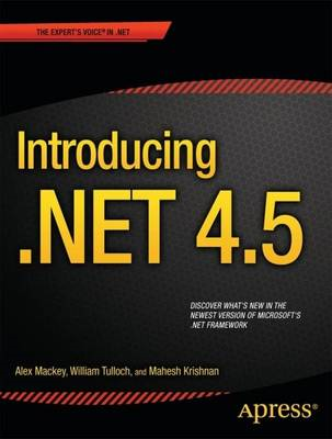 Introducing .NET 4.5 (BOK)