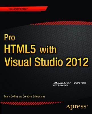 Pro HTML5 with Visual Studio 2012 (BOK)