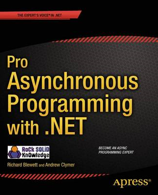 Pro Asynchronous Programming with .NET (BOK)