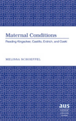 Maternal Conditions: Reading Kingsolver, Castillo, Erdrich, and Ozeki (BOK)