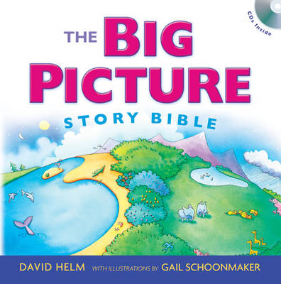 The Big Picture Story Bible (BOK)