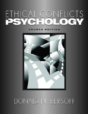 Ethical Conflicts in Psychology (BOK)