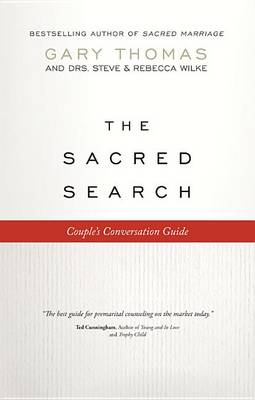 Sacred Search Couple's Conversationguide (BOK)