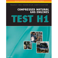 Ase Test Preparation - Transit Bus H1, Compressed Natural Gas (BOK)