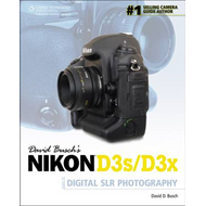 David Busch's Nikon D3/D3x Guide to Digital SLR Photography (BOK)