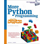 More Python Programming for the Absolute Beginner (BOK)