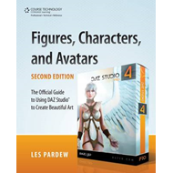 Figures, Characters and Avatars (BOK)