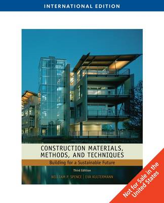 Construction Materials, Methods and Techniques (BOK)