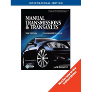 Today's Technichian: Manual Transmissions and Transaxles (BOK)