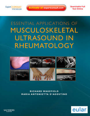 Essential Applications of Musculoskeletal Ultrasound in Rheu (BOK)