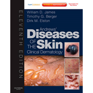 Andrews' Diseases of the Skin: Clinical Dermatology (BOK)