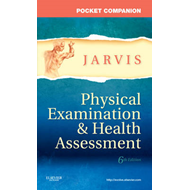 Pocket Companion for Physical Examination and Health Assessm (BOK)
