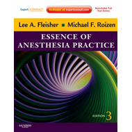 Essence of Anesthesia Practice (BOK)