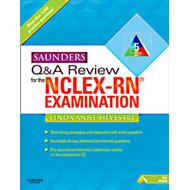 Saunders Q & A Review for the NCLEX-RN Examination (BOK)