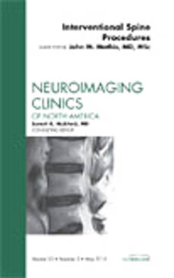 Image-Guided Spine Interventions, An Issue of Neuroimaging C (BOK)