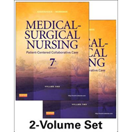 Medical-Surgical Nursing: Patient-Centered Collaborative Care (BOK)