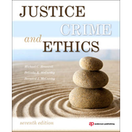 Justice, Crime and Ethics (BOK)