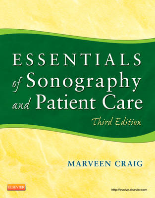 Essentials of Sonography and Patient Care (BOK)