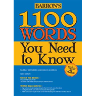 1100 Words You Need to Know (BOK)