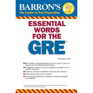 Essential Words for the GRE (BOK)